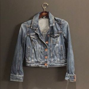 EXPRESS JEAN JACKET SMALL